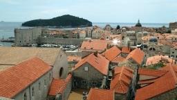 Die Altstadt von Dubrovnik ist heute UNESCO Welterbe.