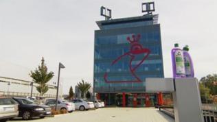 Werner & Merz Gebäude