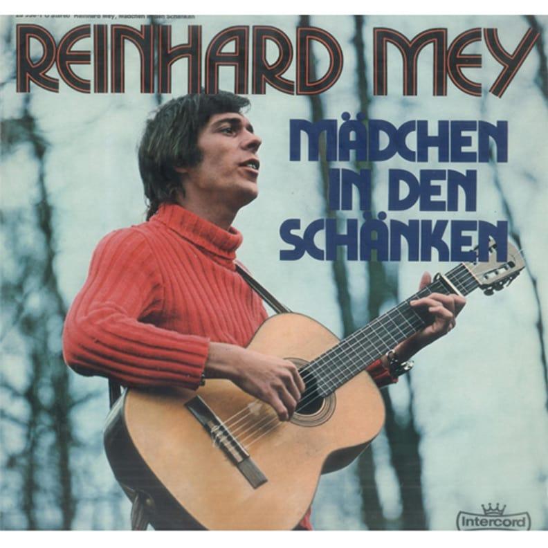 Plattencover von Reinhard Mey