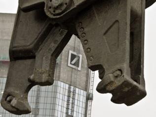 Deutsche Bank Klemme