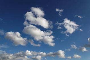 Enstehung von Wolken