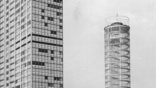 Turmgewächshaus von Ruthner1965 bei Bayer in Leverkusen