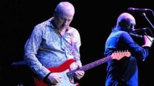Mark Knopfler in Stuttgart