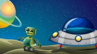 Werden wir eines Tages Besuch von anderen Planeten bekommen?