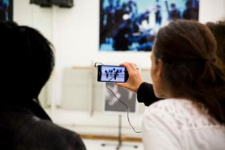 Augmented reality am Theater Ulm