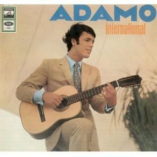Plattencover Adamo