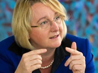 Baden-württembergische Wissenschaftsministerin Theresia Bauer (Bündenis 90 / Die Grünen)