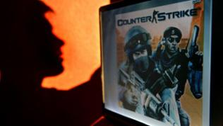 Computer-Spiel Counter Strike