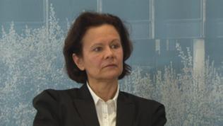 Gisela Mayer im O-Ton