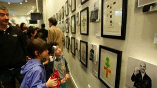 "EXHIBITION ABOUT JULIO CORTAZAR NOVEL ""RAYUELA"""
