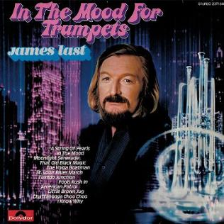 Plattencover James Last In the Mood for Trumpets