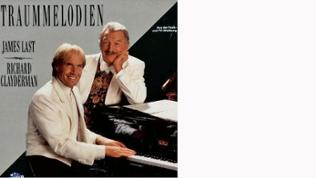 Plattencover James Last Traummelodien