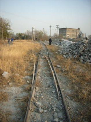Schmalspurbahn Dahuichang