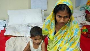 Mangelernährung beginnt meist schon im Mutterleib