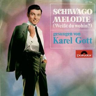 Plattencover Karel Gott