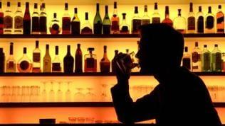 Bar-Besucher