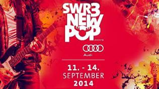 SWR3 New Pop Festival 2014