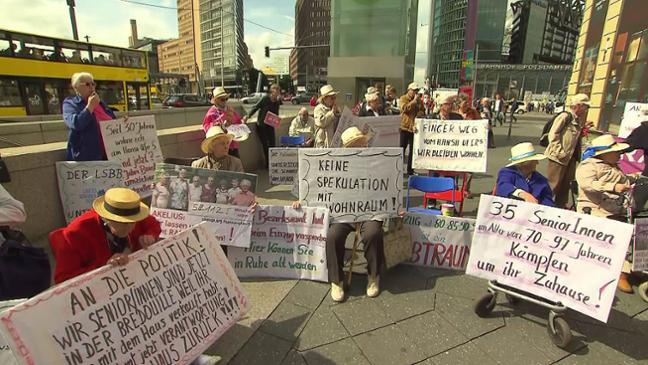 Alte Menschen werden Opfer von Immobiliendeals: Vertriebene Senioren - REPORT MAINZ :: Startseite