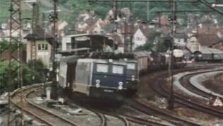 Zwei Züge