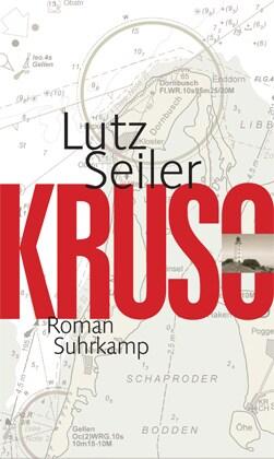 Buchcover - Lutz Seiler: Kruso