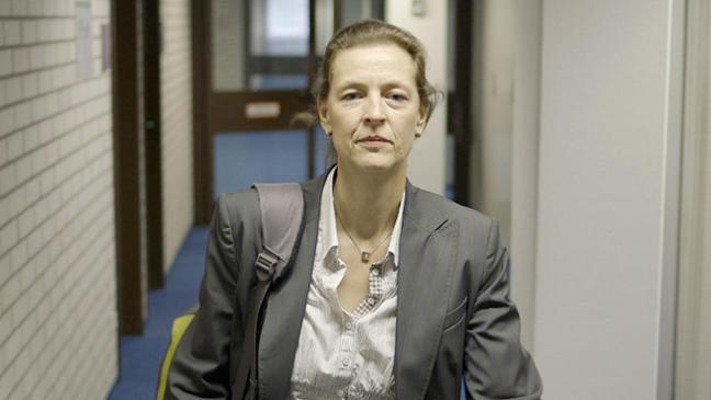 Chefin der Stuttgarter Agenten: Beate Bube