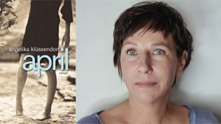"""Angelika Klüssendorf und ihr Buch """"april"""" beim Kritikertreffen 2014 gewonnen"""