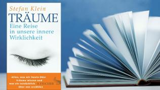 Buch: Stefan Klein; Träume - Eine Reise in unsere innere Wirklichkeit