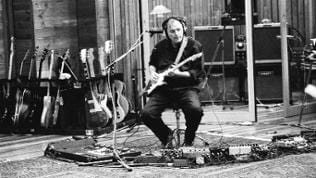 Recording Session Pink Floyd 1993
