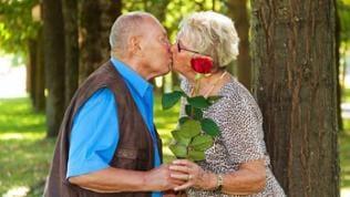 Alter schützt vor Liebe nicht