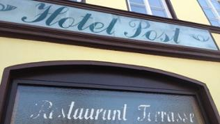 Hotel Post in Amorbach