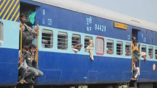 Voll bis unters Dach – die Züge der Northern Railway