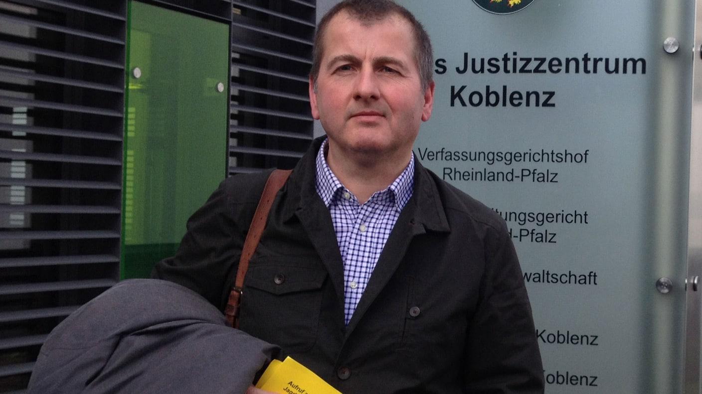 Wegen Aktion in Büchel: Heidelberger Friedensaktivist verurteilt   Rheinland-Pfalz   Nachrichten