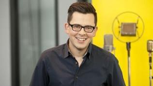SWR1 Moderator Jochen Klink