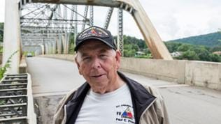 Paul Priest, US-Veteran