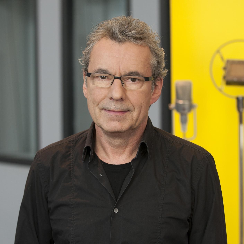SWR1 Moderator Wolfgang Heim