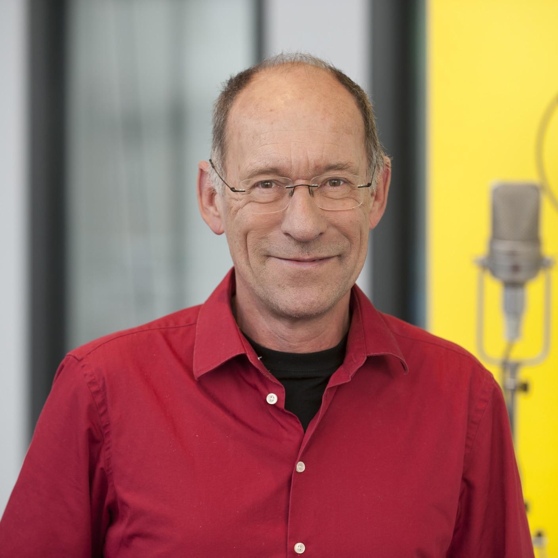 SWR1 Moderator Stefan Siller