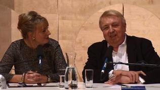 Hanns-Josef Ortheil im Gespräch mit Anja Brockert