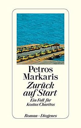 """Cover zu """"Zurück auf Start"""" von Petros Markaris"""
