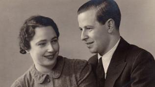 ein Mann und eine Frau im Porträt