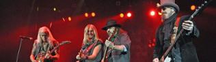Lynyrd Skynyrd am 29. April in Ludwigsburg
