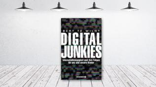 Buchcover: Digital Junkies