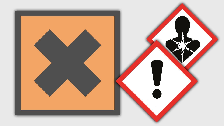 chemikalien kennzeichnung neue gefahrensymbole f r chemie. Black Bedroom Furniture Sets. Home Design Ideas