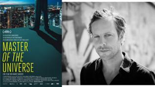 Plakat vom Film (Quelle: Arsenalfilm) und der Autor Marc Bauder