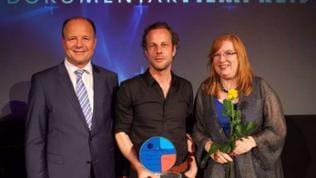 Deutscher Dokumentarfilmpreis 2015: Walter Spec, 3. Preis Regisseur Marc Bauder, Gudrun Hanke El-Ghomri