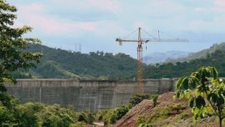 "Das Staudammprojekte ""Barro Blanco"""