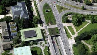 Fußgängerüberweg Charlottenplatz, Stuttgart