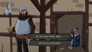 Figuren aus dem Online-Game Geschichte des Südwestens