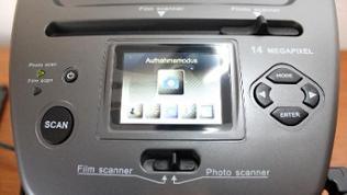 Somikon 3in1 Scanner