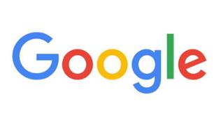 A handout image made available by Google on 01 September 2015 shows Google's new logo