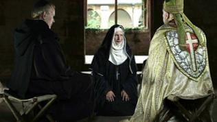 Die Nonne Hildegard von Bingen (Caroline Sessler)